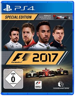 F1 2017 - Special Edition (PlayStation 4)