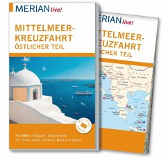 MERIAN live! Reiseführer Mittelmeerkreuzfahrt Ö...