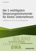 Die 5 wichtigsten Steuerungsinstrumente für kleine Unternehmen (eBook, PDF)