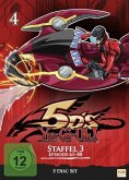 Yu-Gi-Oh! 5DŽs Staffel 3.1 (Folge 65-88) DVD-Box