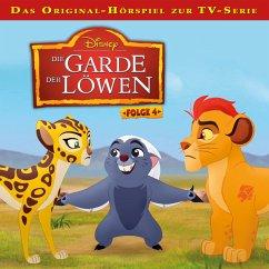 Disney / Die Garde der Löwen - Folge 4: Fulis neue Familie / Gemeinsam sind wir stärker (MP3-Download) - Arnold, Cornelia