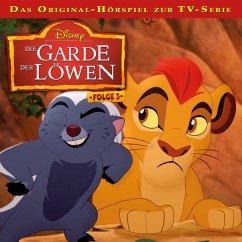 Disney / Die Garde der Löwen - Folge 3: Onos getrübter Blick / Ungebetene Gäste (MP3-Download) - Arnold, Cornelia