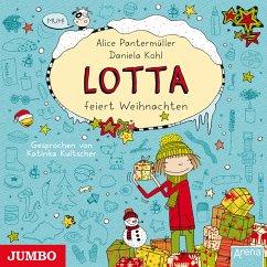 Mein Lotta-Leben. Lotta feiert Weihnachten (MP3-Download) - Pantermüller, Alice; Kohl, Daniela