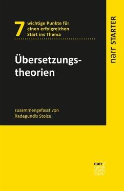 Übersetzungstheorien (eBook, PDF) - Stolze, Radegundis