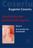 Geschichte der Sprachphilosophie (eBook, PDF)