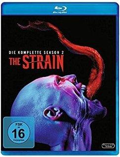 The Strain - Staffel 2 / Ephraim Goodweather Trilogie (Blu-ray)
