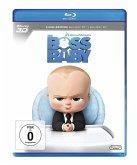 The Boss Baby (Blu-ray 3D + Blu-ray)