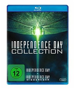 Independence Day Collection: Independence Day + Independence Day: Wiederkehr - 2 Disc Bluray
