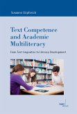 Text Competence and Academic Multiliteracy (eBook, PDF)