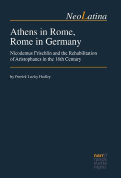 Athens in Rome, Rome in Germany (eBook, PDF) - Hadley, Patrick Lucky