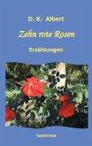 Zehn rote Rosen