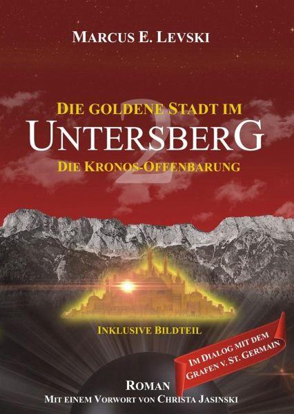 Buch-Reihe Die Goldene Stadt im Untersberg