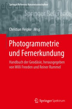 Photogrammetrie und Fernerkundung / Handbuch der Geodäsie