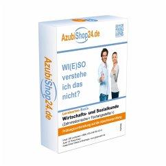 AzubiShop24.de Lernkarten Basis Wirtschafts- und Sozialkunde (Zahnmedizinische/-r Fachangestellte/-r) - Rung-Kraus, Michaela