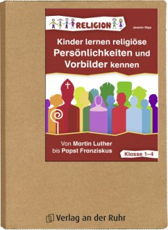 Kinder lernen religiöse Persönlichkeiten und Vo...