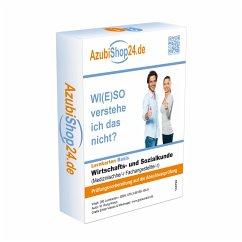 AzubiShop24.de Lernkarten Basis Wirtschafts- und Sozialkunde (Medizinische/-r Fachangestellte/-r) - Rung-Kraus, Michaela