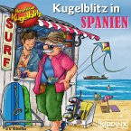 Kommissar Kugelblitz - Kugelblitz in Spanien (MP3-Download)