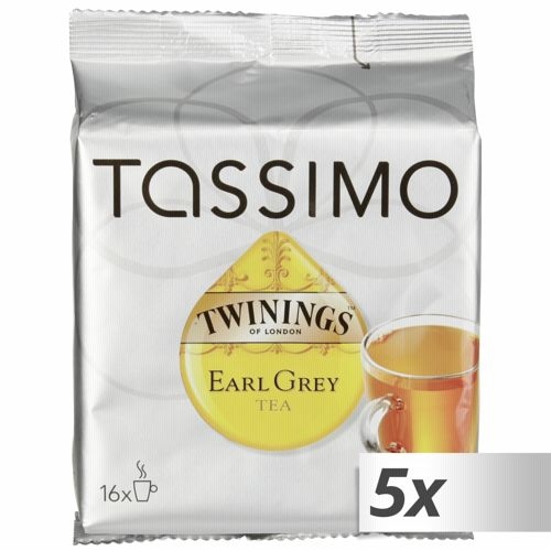 5 tassimo twinings earl grey t disc. Black Bedroom Furniture Sets. Home Design Ideas