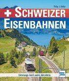 Schweizer Eisenbahnen (Mängelexemplar)