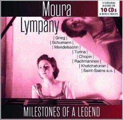 Milestones Of A Legend - Lympany,Moura