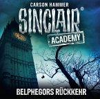Belphegors Rückkehr / Sinclair Academy Bd.13 (2 Audio-CDs)