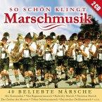 So Schön Klingt Marschmusik-40 Beliebte Märsche