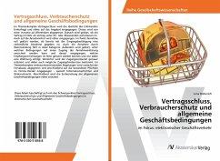 Vertragsschluss, Verbraucherschutz und allgemeine Geschäftsbedingungen - Bieberich, Lena