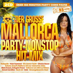 Der Große Mallorca Party-Nonstop Hit-Mix