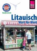 Reise Know-How Sprachführer Litauisch - Wort für Wort: Kauderwelsch-Band 54 (eBook, PDF)