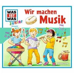 WAS IST WAS Junior Hörspiel: Wir machen Musik (...