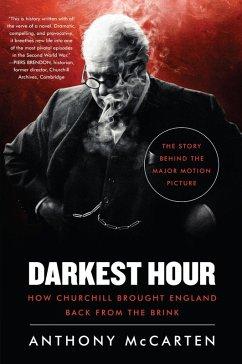 Darkest Hour (eBook, ePUB) - McCarten, Anthony