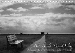 Mein Sankt Peter-Ording (Tischkalender 2018 DIN A5 quer)