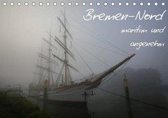 Bremen-Nord - maritim und angenehm (Tischkalender 2018 DIN A5 quer) Dieser erfolgreiche Kalender wurde dieses Jahr mit gleichen Bildern und aktualisiertem Kalendarium wiederveröffentlicht.