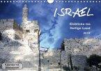 ISRAEL - Einblicke ins Heilige Land - Kalender mit Bibelversen (Wandkalender 2018 DIN A4 quer) Dieser erfolgreiche Kalender wurde dieses Jahr mit gleichen Bildern und aktualisiertem Kalendarium wiederveröffentlicht.