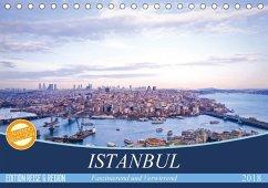 Istanbul - Faszinierend und Verwirrend (Tischkalender 2018 DIN A5 quer) Dieser erfolgreiche Kalender wurde dieses Jahr mit gleichen Bildern und aktualisiertem Kalendarium wiederveröffentlicht.