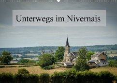 Unterwegs im Nivernais (Wandkalender 2018 DIN A2 quer) Dieser erfolgreiche Kalender wurde dieses Jahr mit gleichen Bildern und aktualisiertem Kalendarium wiederveröffentlicht.