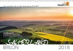 Das Sauerland bei Brilon aus der Vogelperspektive (Wandkalender 2018 DIN A3 quer) Dieser erfolgreiche Kalender wurde dieses Jahr mit gleichen Bildern und aktualisiertem Kalendarium wiederveröffentlicht.
