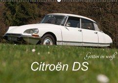 Citroën DS - Göttin in weiß (Wandkalender 2018 DIN A2 quer) Dieser erfolgreiche Kalender wurde dieses Jahr mit gleichen Bildern und aktualisiertem Kalendarium wiederveröffentlicht.