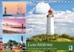 Leuchttürme: Die Schönsten an Nord- und Ostsee (Tischkalender 2018 DIN A5 quer) Dieser erfolgreiche Kalender wurde dieses Jahr mit gleichen Bildern und aktualisiertem Kalendarium wiederveröffentlicht.