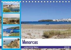 Menorcas unberührte Natur (Tischkalender 2018 DIN A5 quer) Dieser erfolgreiche Kalender wurde dieses Jahr mit gleichen Bildern und aktualisiertem Kalendarium wiederveröffentlicht.