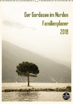 Der Gardasee im Norden - Familienplaner 2018 (Wandkalender 2018 DIN A2 hoch) Dieser erfolgreiche Kalender wurde dieses Jahr mit gleichen Bildern und aktualisiertem Kalendarium wiederveröffentlicht.