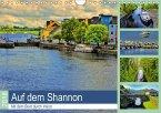Auf dem Shannon - Mit dem Boot durch Irland (Wandkalender 2018 DIN A4 quer) Dieser erfolgreiche Kalender wurde dieses Jahr mit gleichen Bildern und aktualisiertem Kalendarium wiederveröffentlicht.