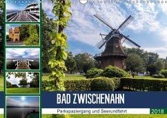 Bad Zwischenahn, Parkspaziergang und Seerundfahrt (Wandkalender 2018 DIN A3 quer) Dieser erfolgreiche Kalender wurde dieses Jahr mit gleichen Bildern und aktualisiertem Kalendarium wiederveröffentlicht.