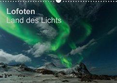 Lofoten Land des LichtsCH-Version (Wandkalender 2018 DIN A3 quer) Dieser erfolgreiche Kalender wurde dieses Jahr mit gleichen Bildern und aktualisiertem Kalendarium wiederveröffentlicht.