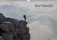 Via FerrataAT-Version (Wandkalender 2018 DIN A3 quer) Dieser erfolgreiche Kalender wurde dieses Jahr mit gleichen Bildern und aktualisiertem Kalendarium wiederveröffentlicht.