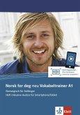 Norsk for deg neu A1. Vokabeltrainer. Heft inklusive Audios für Smartphone/Tablet