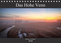 Das Hohe Venn (Tischkalender 2018 DIN A5 quer) Dieser erfolgreiche Kalender wurde dieses Jahr mit gleichen Bildern und aktualisiertem Kalendarium wiederveröffentlicht.