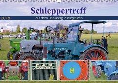 Schleppertreff auf dem Heersberg in Burgfelden (Wandkalender 2018 DIN A3 quer) Dieser erfolgreiche Kalender wurde dieses Jahr mit gleichen Bildern und aktualisiertem Kalendarium wiederveröffentlicht.