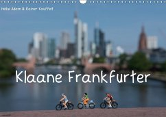 Klaane Frankfurter (Wandkalender 2018 DIN A3 quer)