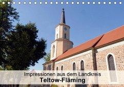 Impressionen aus dem Landkreis Teltow-Fläming (Tischkalender 2018 DIN A5 quer) Dieser erfolgreiche Kalender wurde dieses Jahr mit gleichen Bildern und aktualisiertem Kalendarium wiederveröffentlicht.
